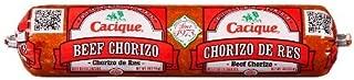 Cacique Beef Chorizo - 9 oz (6 Pack)