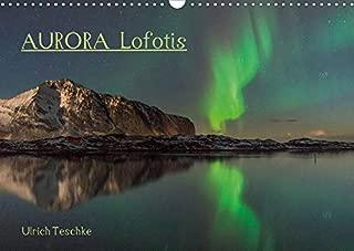 Aurora Lofotis (Wandkalender 2020 DIN A3 quer): Magische Lichter über den Lofoten (Monatskalender, 14 Seiten )