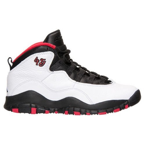 [ナイキ] エア ジョーダン レトロ Air Jordan 10 Retro BG Double Nickel 310806-102 (measurement_23_poin...