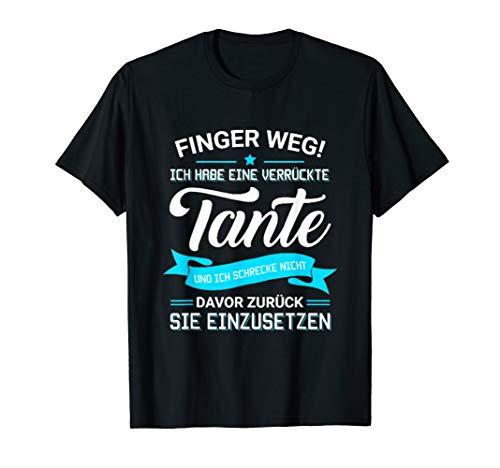 Ich Habe Eine Verrückte Tante T Shirt