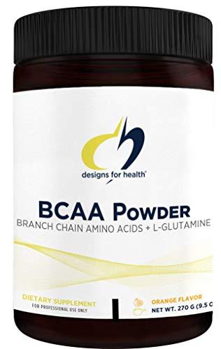 BCAA Powder with L-Glutamine 270g