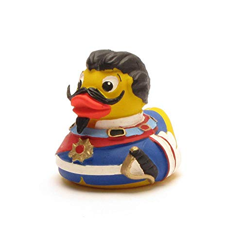 Le roi Ludwig II | Canard de bain | Rubber Duck | Canard de plastique | Jouets de bain