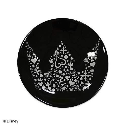 Square Enix Kingdom Hearts Crown Black Plate S Size