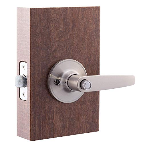 Copper Creek DL1231SS Daley Lever, Satin Stainless
