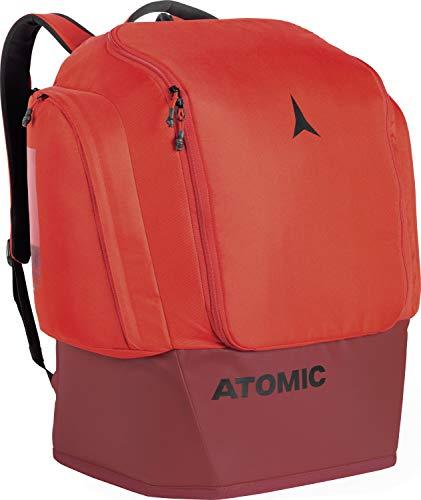 Atomic, Borsa riscaldabile per scarponi da sci, 70 Litri, 60 x 45 x 35 cm, Poliestere/Tela catramata, RS Heated Boot Pack 230V, Rosso, AL5047210
