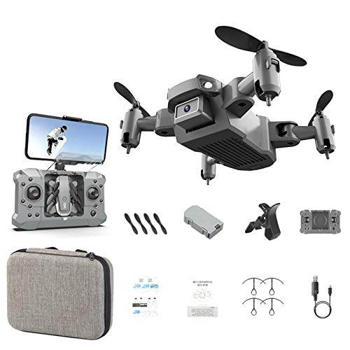 Drohne Spielzeug, Mini Quadcopter Praktische Falten-Fernbedienung Drohne Spielzeug, Drohnenspielzeug