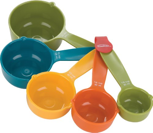 Trudeau 5-Piece Measuring Cup Set