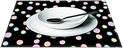 Tabletop decor PLdp127-15 Passover gift Modern placemat