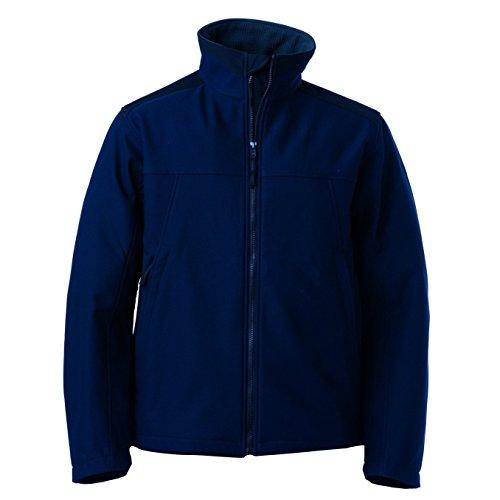 Russell - Veste de Travail Respirante imperméable - Homme (4XL) (Bleu Marine)