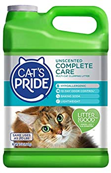 Cat's Pride Unscented Complete Care Multi-Cat Clumping Litter Review
