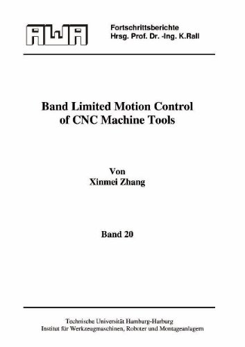 BAND LIMITED MOTION ONTROL OF CNC MACHINE TOOLS