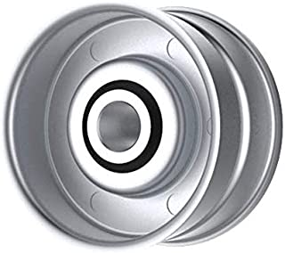 Phoenix Mfg. 1-7/8 Inch Flat Dia Flat Idler Pulley Replacement for Husqvarna Craftsman 161806 532161806