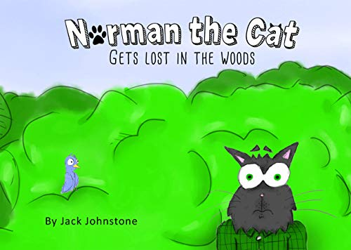 Norman the Cat Gets Lost in the Woods (English Edition)