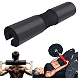 E RELAX Barbell Squat Pad, Bar Pad, Exercise Barbell Pad for Hip Thrusts, Squats and Lunges- Most Comfortable Squat Sponge (Imported)