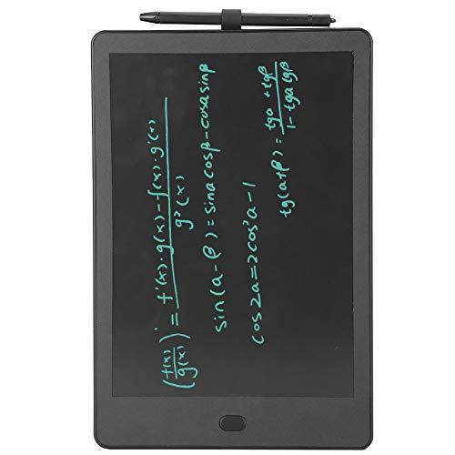 DAUERHAFT Tableta de Escritura de Doble Cara, Tableta de Dibujo Digital, Tableta de Dibujo LCD para niños dibujando y aprendiendo