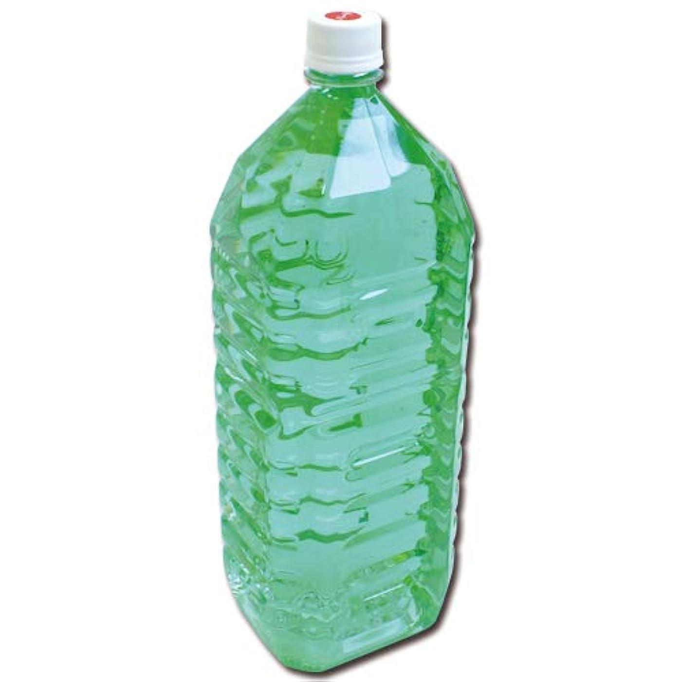 親指卑しい免疫アロエローション アロエベラエキス配合 2Lペットボトル ハードタイプ(5倍濃縮原液)│業務用ローション ヌルヌル潤滑ローション マッサージゼリー