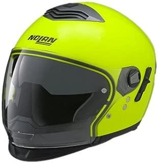 NOLAN(ノーラン) ヘルメット システム N43E Trilogy ハイビィジビリティ 蛍光イエロー/12 XLサイズ(61-62cm) 78762