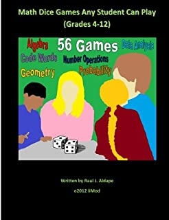 Math Dice Games Any Student Can Play (Grades 4-12)