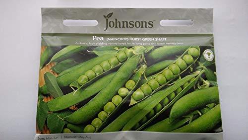 Portal Cool Johnsons - Graines Legumes - Hurst Green Pois 400 Arbre - D'ici Sow graines 2020