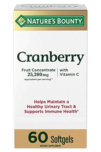Best cranberry pills