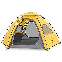 Image of KAZOO Outdoor Camping Tent...: Bestviewsreviews