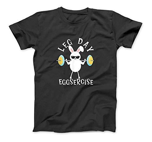 Es ist Leg Tagtraining Fitness Osterhase Pun Bekleidung Herren T-Shirt SweatshirtHoodie Tank Top für Männer Frauen Kinder
