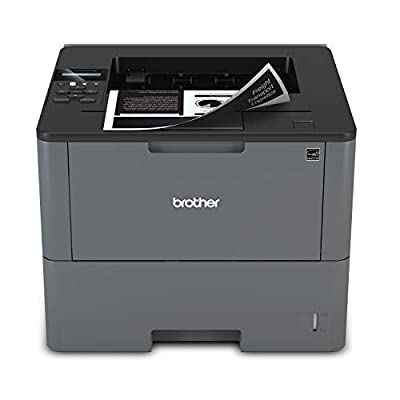 Brother HLL6200DW Wireless Monochrome Laser Printer