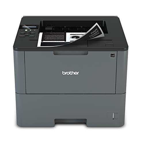 Brother HL-L6200DW Wireless Monochrome Laser Printer with Duplex Printing (Amazon Dash Replenishment Ready)
