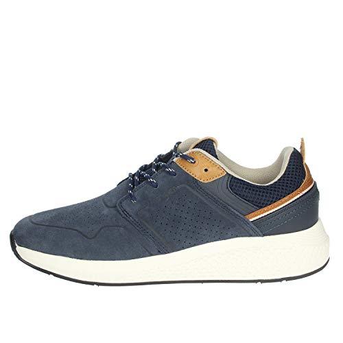 Wrangler Sequoia City Herren Sneaker Blau 45 EU