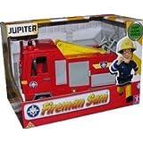 Fireman Sam Jupiter Character Options by Fireman Sam Diecast Jupiter Vehicle