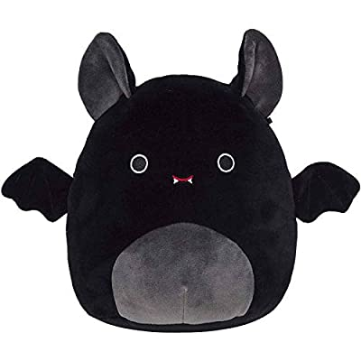 ZhiLoeng Cute Plush Stuffed Animal Halloween Bat Toys, Birthday Gift Holiday for Kids Toddlers Girls Adults, 8/12 inches