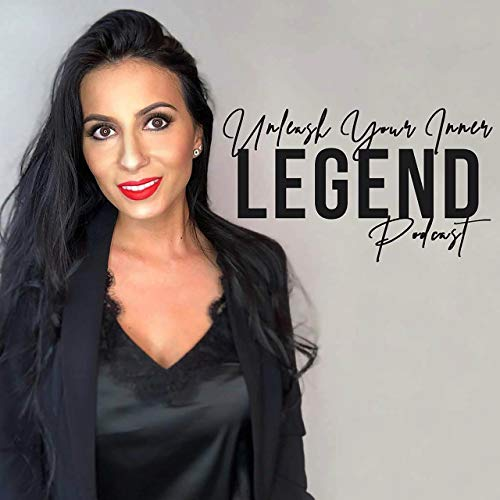 Unleash Your Inner Legend with Hollie Kitchens Podcast By Hollie Kitchens cover art