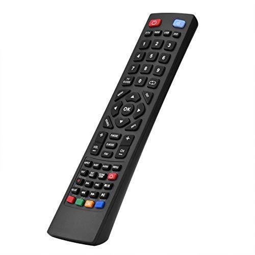mumisuto Mando a Distancia de TV Mando a Distancia para reemplazo Universal Smart TV Mando a Distancia para Alba Bush/Technika/E-Motion