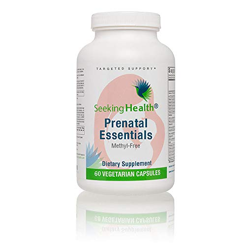 Prenatal Essentials Methyl-Free | Prenatal Vitamins | Immune...