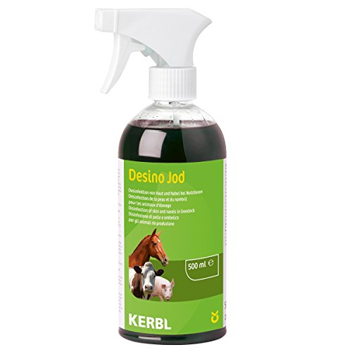 Kerbl - Desino Jod Desinfektionsspray 500ml - 15894