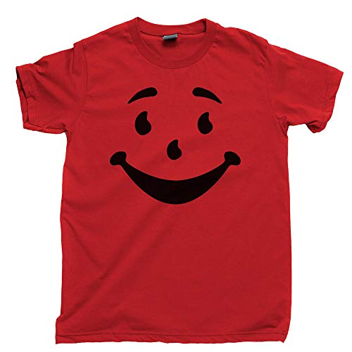 Kool Aid T Shirt Grape Black Cherry Orange Purple Drank Soft Drink Juice Box Tee