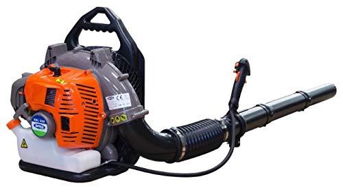 Einhell Souffleur thermique dorsal GC-PB 33 Moteur 2 temps, R/éservoir carburant 650 ml, Arbre de transmission /à double roulement, sangle de port/ée r/églable