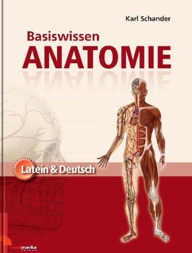 Basiswissen Anatomie: Latein & Deutsch