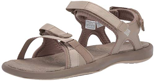 Columbia Femme Sandales, KYRA III, Taille 39, Beige (Silver Sage, Fawn)