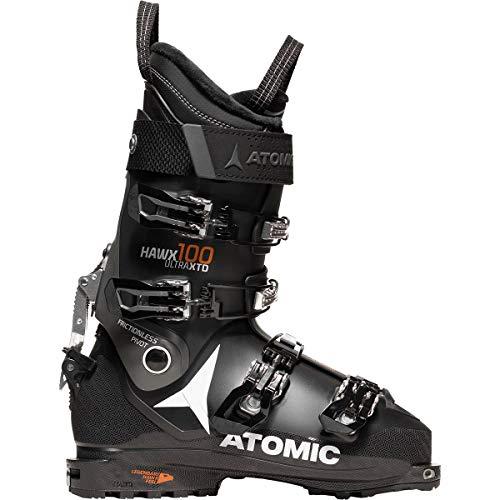 Atomic HAWX Ultra XTD 100 Alpine Touring Boot Black/Anthracite, 25.5