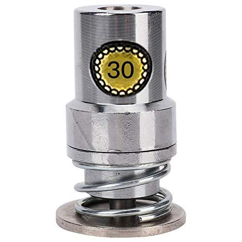 ボタンメーカー金型 ファブリックカバーボタン金型 ファブリックくるみボタンツール ハンドプレス機金型 ファブリックカバーボタンツール DIY ハンドメイド 事務用(30L)