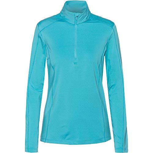 CMP Damen Ski Rolli 39L2236 Shirt, Turchese, D36