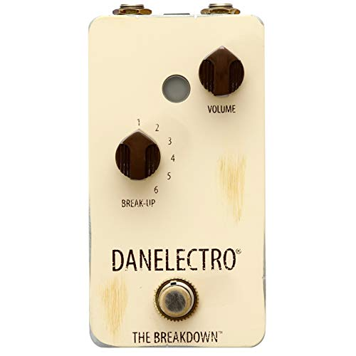 Danelectro Effektpedal für E-Gitarre (BR-1)