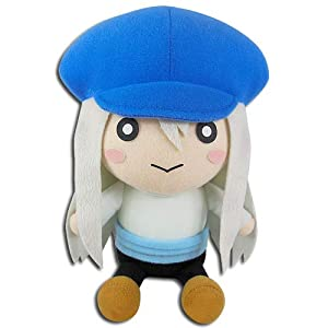 Great Eastern Entertainment Hunter X Hunter - Kite Sitting Pose Plush 7'' - 41dXvkVWM8L - Great Eastern Entertainment Hunter X Hunter – Kite Sitting Pose Plush 7""