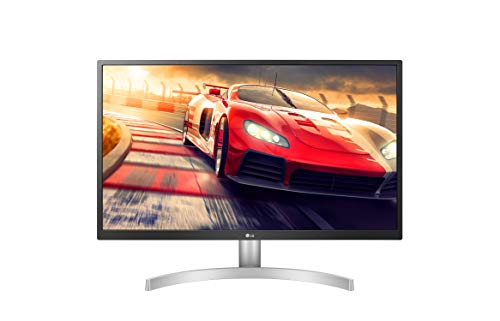 Monitor LG 27' LED IPS UltraHD 4K 27UL500, LG, 27UL500-W, LED, 27