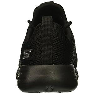 Skechers Men's GO Run 600 55076 Extra Wide Sneaker, Black, 11.5 US
