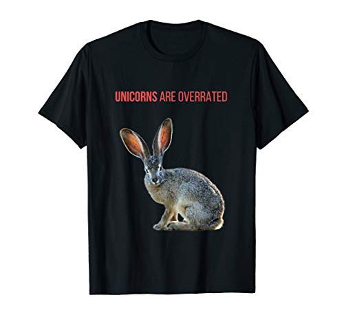 Frohe Ostern: Ein Hasen-Shirt. Einhörner sind überbewertet!