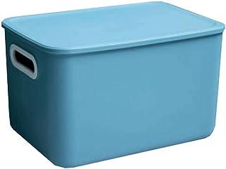 Lpiotyucwh Paniers et Boîtes De Rangement, Boîte de Garde en Plastique pour vêtements, Articles de Toilette et Plus, 1pcs,...