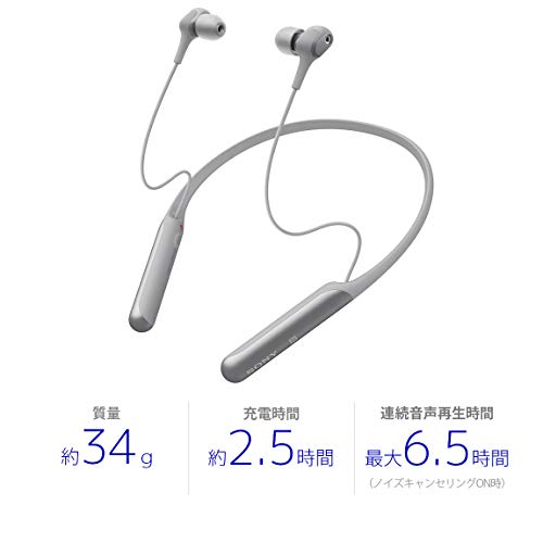 SONY『ワイヤレスノイズキャンセリングステレオヘッドセットWI-C600N』