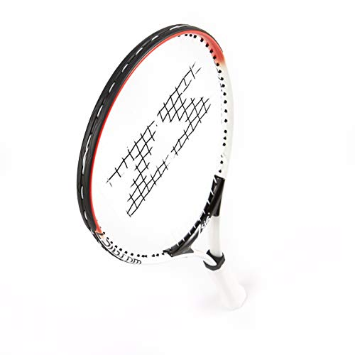 ZSIG Mini-Tennisschläger für Kinder, 53,3 cm, Rot/Weiß